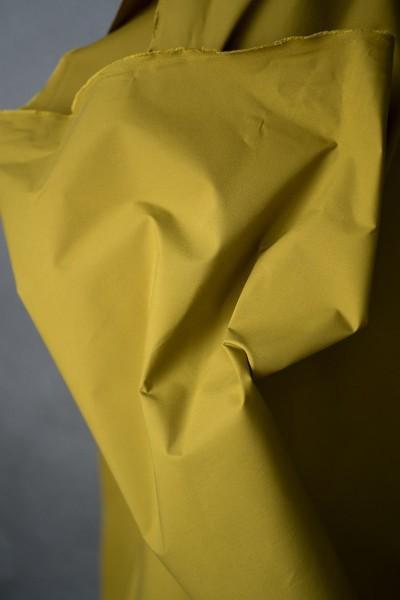 Gewachste Baumwolle (Dry Oilskin) lime