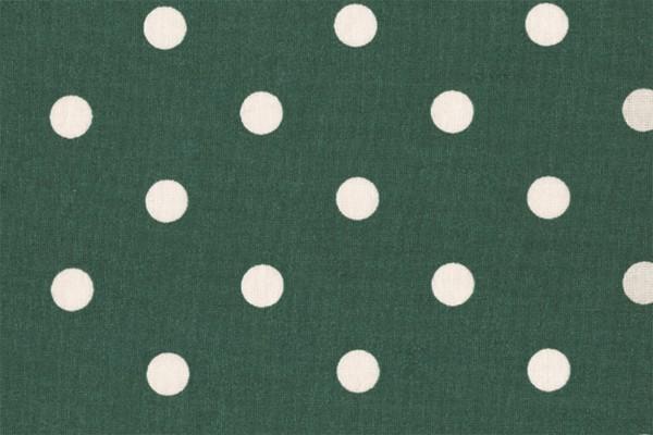 Wachstuch Oilcoth Au Maison Dots Green