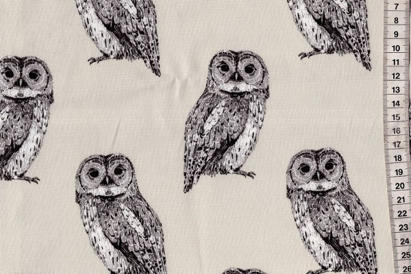 Dekostoff Owlet canvas