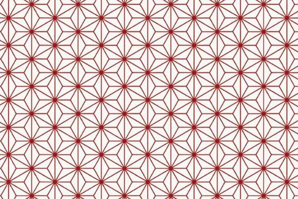 Westfalenstoffe Kopenhagen Sternenblüte ecru/rot
