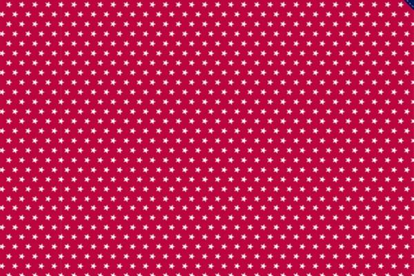 beschichtete Baumwolle Ministerne rot