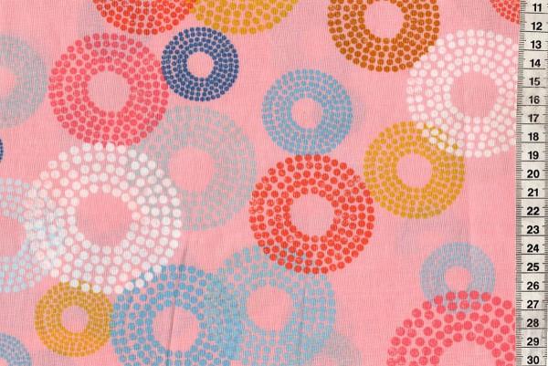 Breeze by Brigitte Heitland Dottie Circles Coral