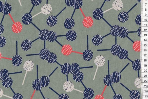 Wachstuch Tayutou by Fabric Uta Lollipop
