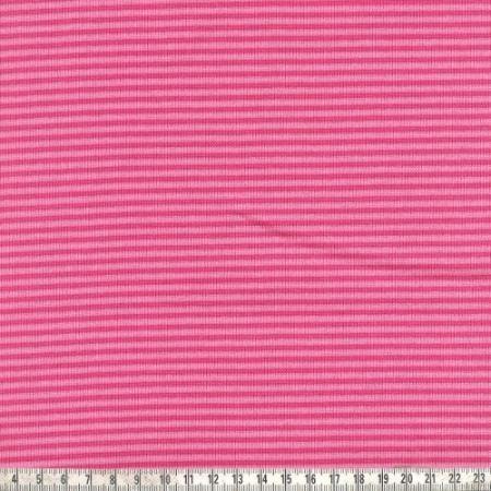 Ringelbündchen Andre pink/rosa