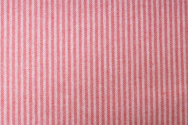 Taschenstoff Dobby Streifen rot