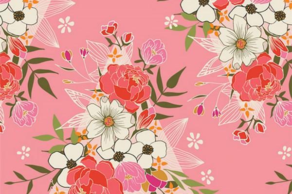 Maureen Cracknell Open Heart Flowering Love