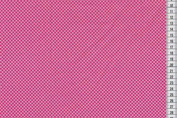 Robert Kaufman Ann Kelle Remix square pink