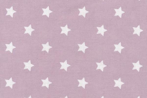 Wachstuch Star Big Light Purple
