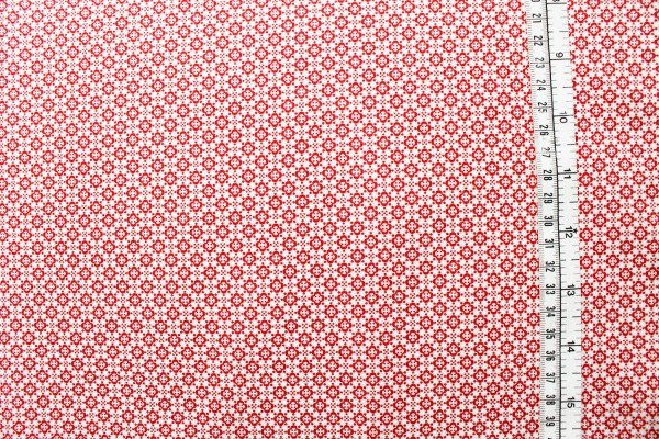 QUILTERS BASIC Miniornamente rot