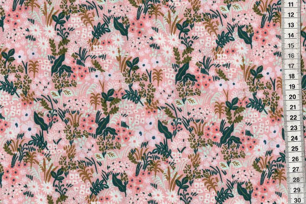 English Garden Meadow pink by Rifle Paper Co.