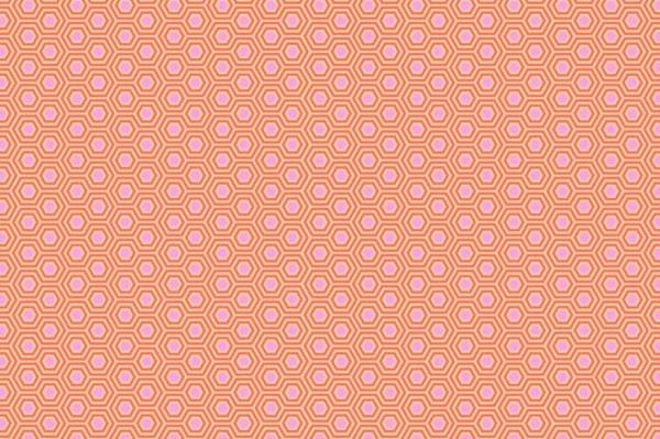 Tula Pink True Colors Hexy Peach Blossom