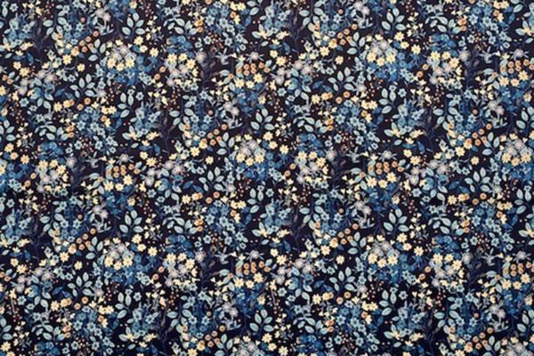 Cotton Lawn Little Flowers Kokka