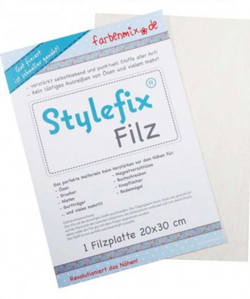 Farbenmix Stylefix-Filz