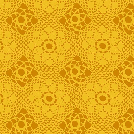 Alison Glass Sunprint 21 Crochet Sunshine