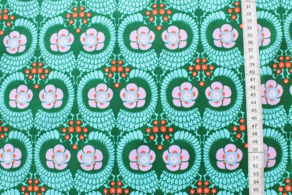 Amy Butler VIOLETTE french twist jade