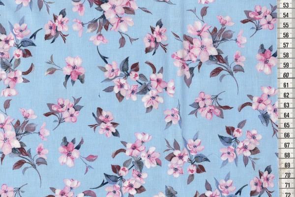 Ring a Roses Blooms Stilblüte Blütenzweige hellblau
