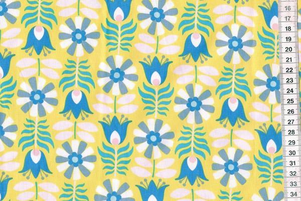 Midsommar by Pippa Shaw Retro Tulip mustard