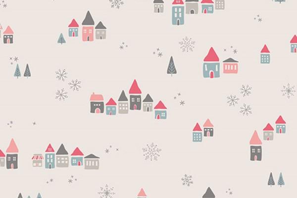 Amy Sinibaldi Little Town Snowdrift Joy