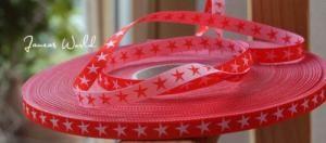 Webband stars rosa