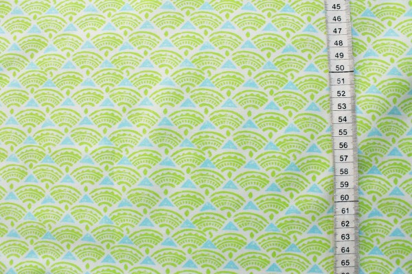 Kate Spain HORIZON Tide green