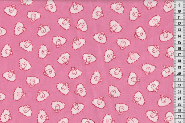 Westfalen Junge Linie Schafe rosa