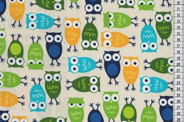 Robert Kaufman Ann Kelle URBAN ZOOLOGIE owl blue
