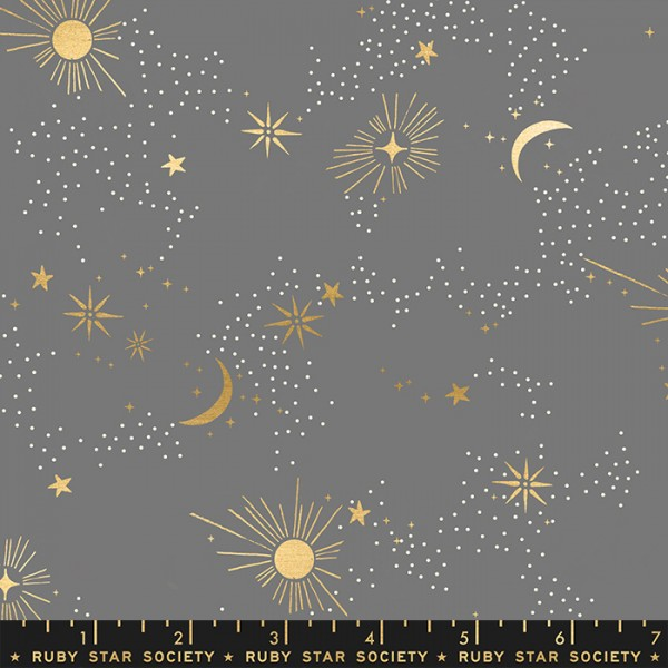 Ruby Star Society Florida by Sarah Watts Cosmos Slate Gray