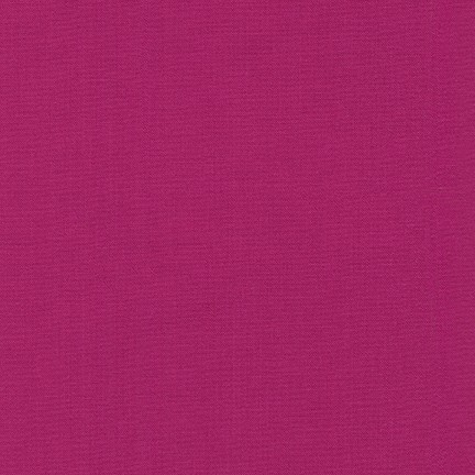 Kona Cotton Solids Robert Kaufman cerise 1066
