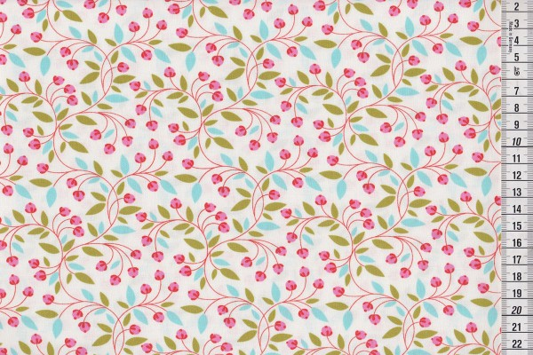 Gina Martin Wing&Leaf Berry Bunch cloud