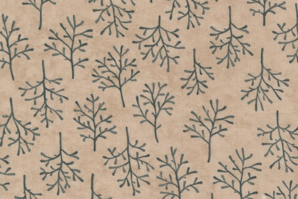 Warm Winter Wishes by Holly Taylor Tree Branches Antler