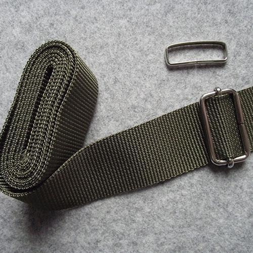 Gurtband Set khaki