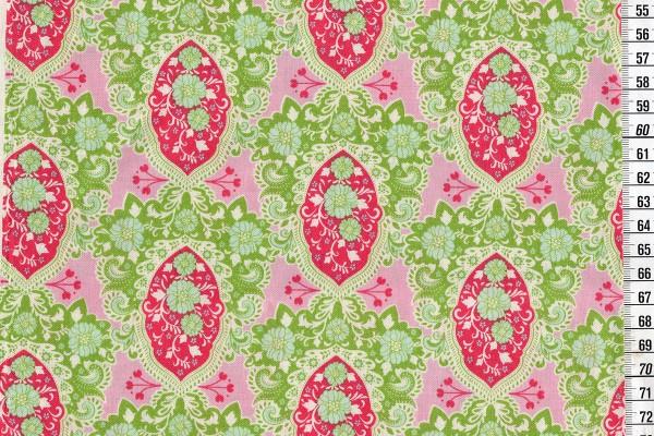 Baumwolldruck Tilda Sunkiss Charlotte pink