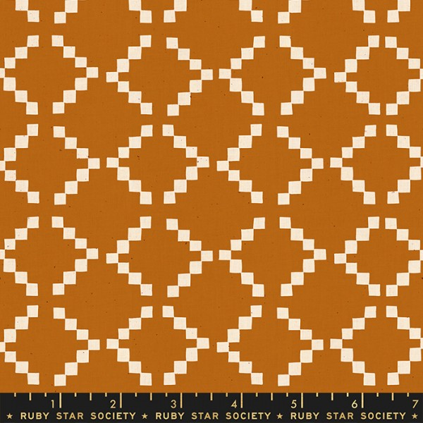 Ruby Star Society Golden Hour by Alexia Abegg Tile Saddle