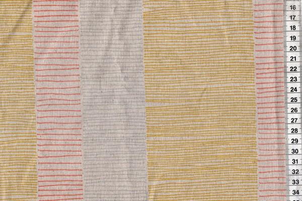 Breeze by Brigitte Heitland Fine Lines Mochi Linen Gold