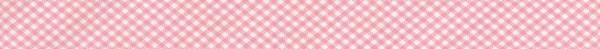 Schrägband Westfalenstoffe kariert Amsterdam rosa
