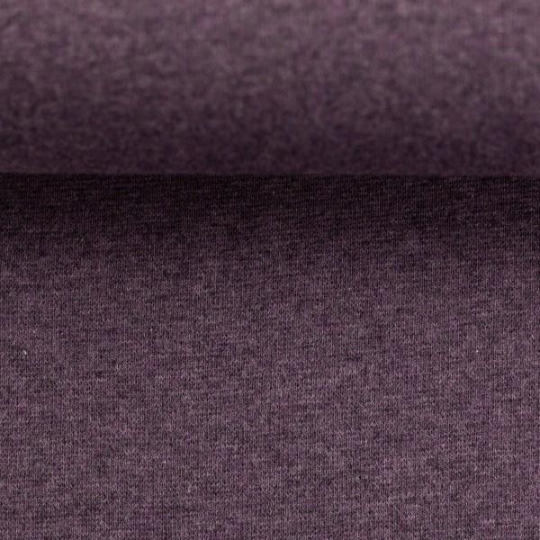 Bündchen Heike melange violett
