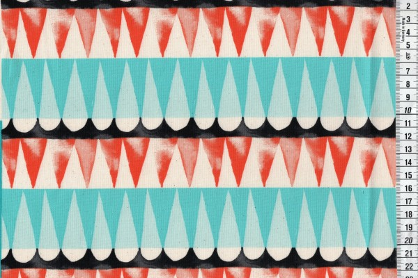Santa Fe DRUMS RED by Sarah Watts