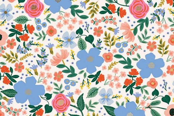 Primavera Rifle Paper Wild Rose Cream