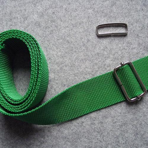 Gurtband Set grün