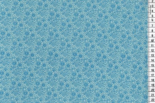 Tilda Birdpond Mila teal blue
