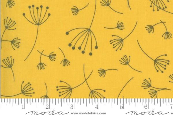 Quotation Breezy Mustard by Brigitte Heitland