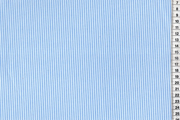 Wachstuch Stripe French Blue