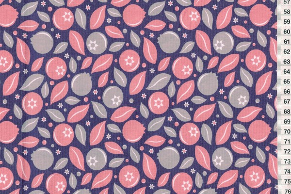 Blueberry Crush Summer Echoes by lycklig design