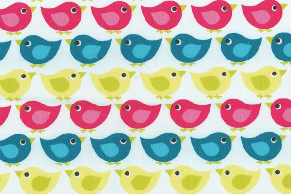 Junge Linie kbA Vögel