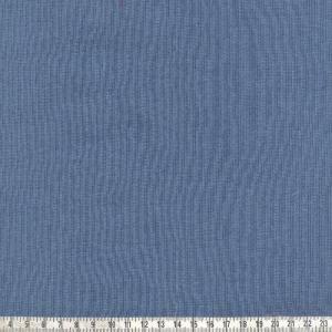 Bündchenstrick jeansblau