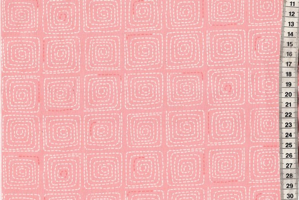 Breeze by Brigitte Heitland Stitched Coral