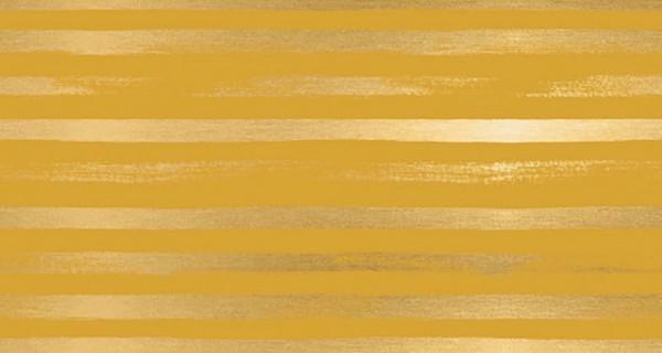 Ruby Star Society Zip Metallic Goldenrod by Rashida Coleman-Hale