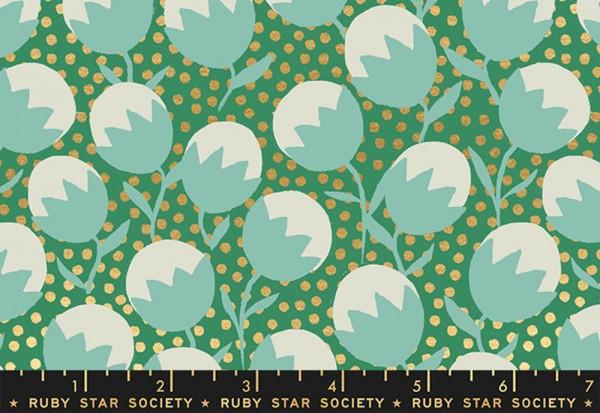 Ruby Star Society Purl by Sarah Watts Wanderlust Emerald