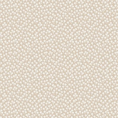 Cotton and Steel Basics - Rifle Paper Co - Tapestry Dot - linen