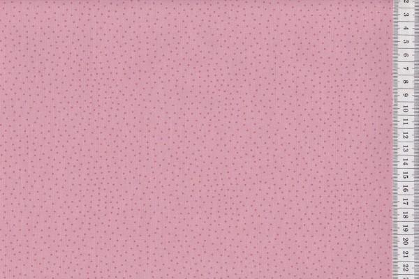 Westfalenstoffe Prinzessin Pünktchen rosé